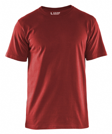 Blaklader 3325 T-Shirt 5 Pack (Red)